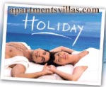 holiday apatments villas